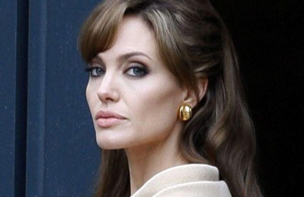 Brad Pitt rejoint Angelina Jolie en Hongrie
