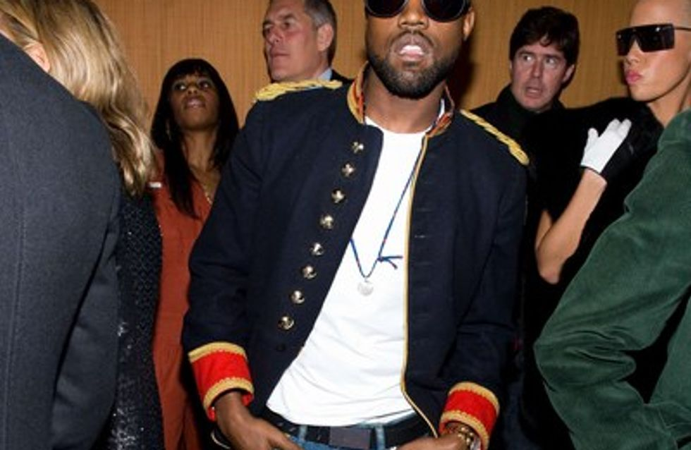 Quand Kanye West dérape...