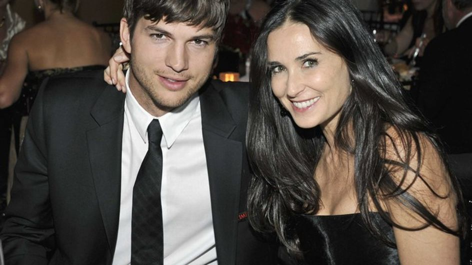 Demi Moore et Ashton Kutcher s'offrent un deuxième mariage en Israël