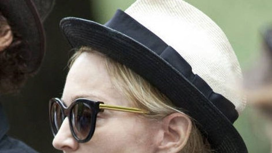 Madonna fan des lunettes Thierry Lasry