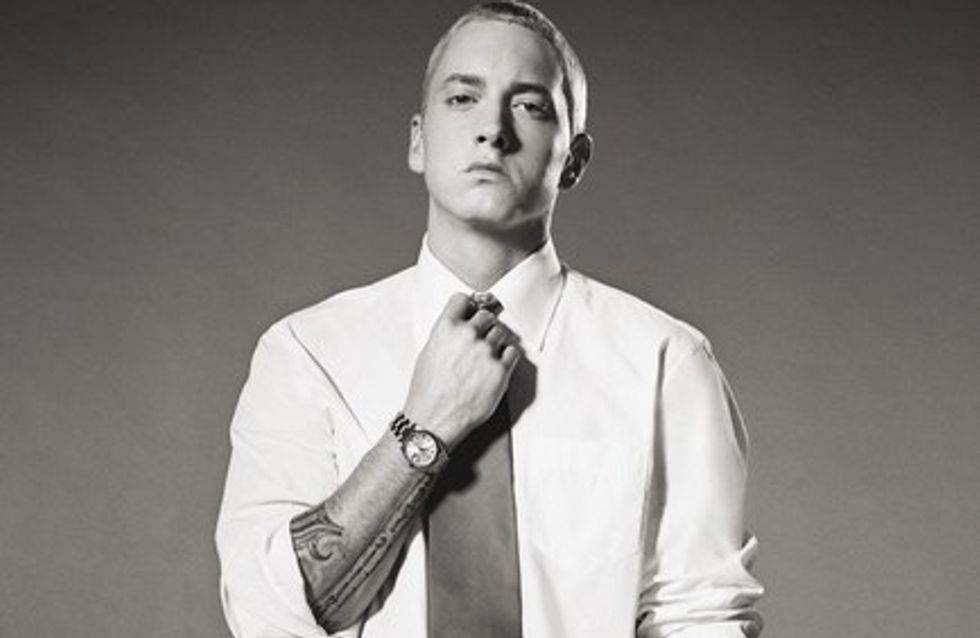 Eminem en veut à mort à son père...
