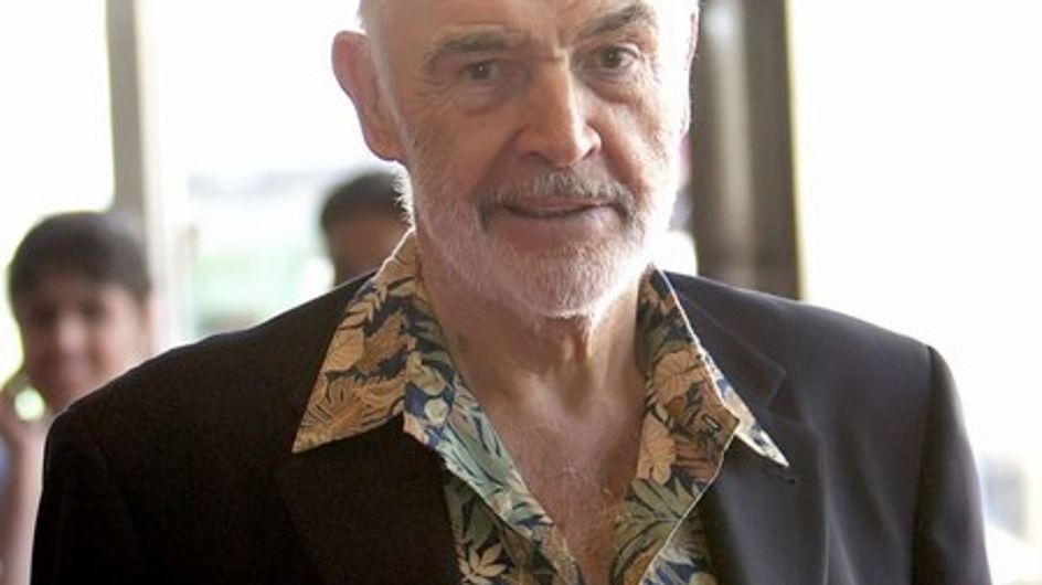 Sean Connery et sa femme font un pied de nez au tribunal