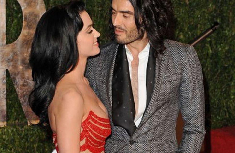 Katy Perry et Russel Brand : tous les détails sur leur mariage !