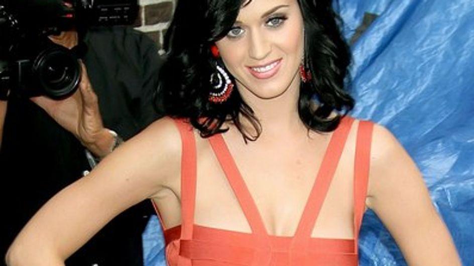 Vidéo : Katy Perry se plante sur le plateau d'X Factor