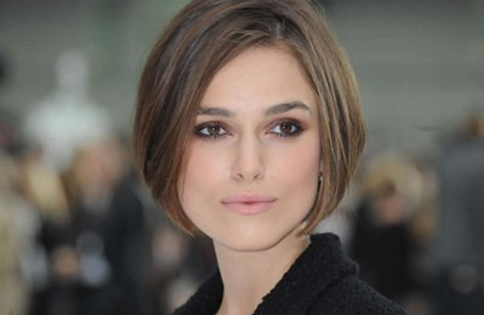 Keira Knightley : les secrets de son maquillage