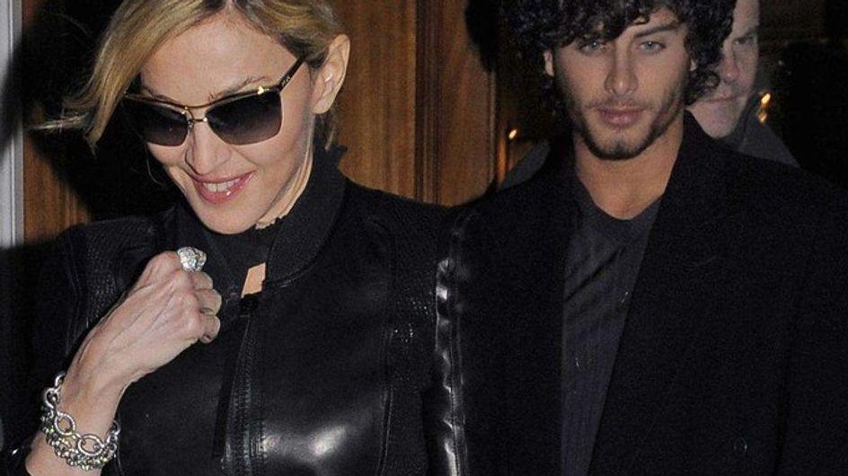 Madonna : elle aurait quitté Jesus Luz !