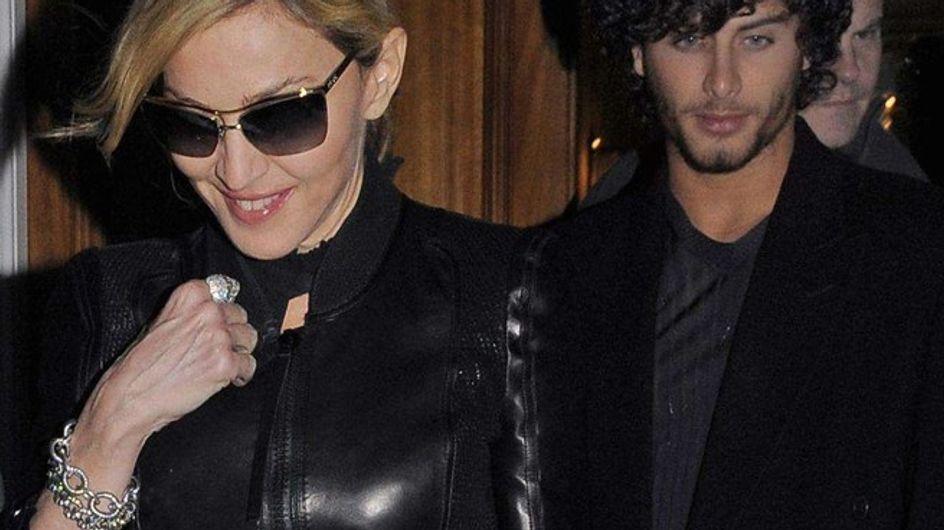 Madonna : non, elle n'a pas largué Jesus Luz !