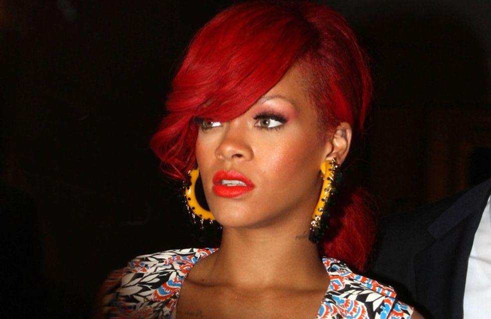 Rihanna se rapproche de nouveau de Jay-Z...