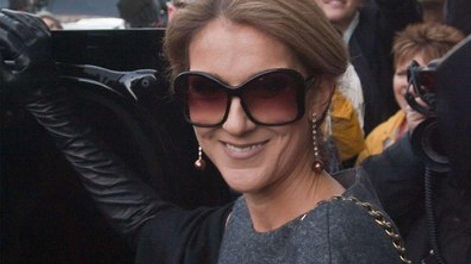 Céline Dion : ses jumeaux sont arrivés