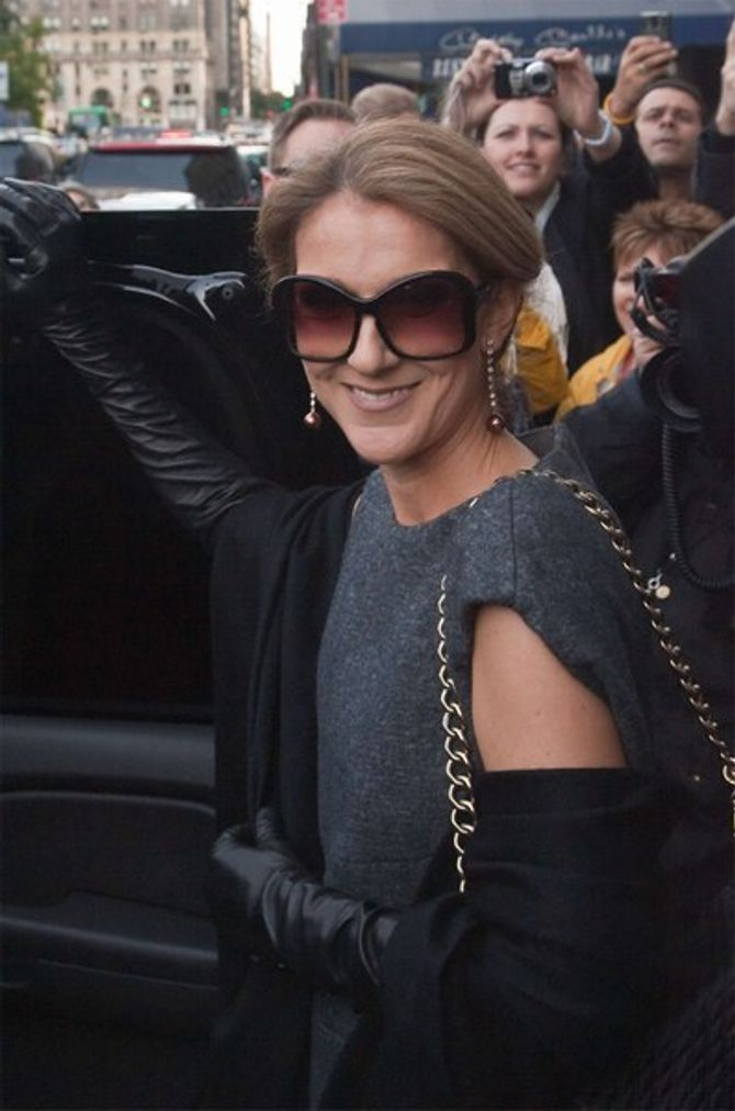 Celine Dion sipa