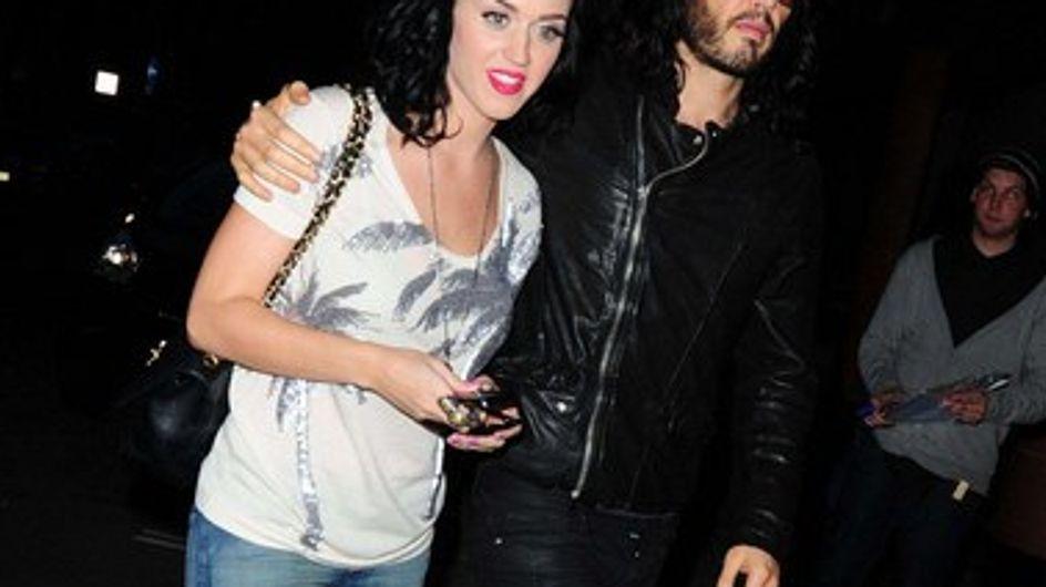 Katy Perry et Russel Brand : les détails de leur lune de miel