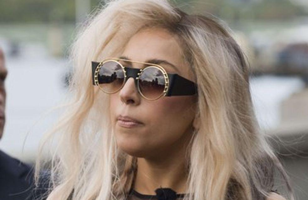 Lady Gaga : non elle n'est pas mariée