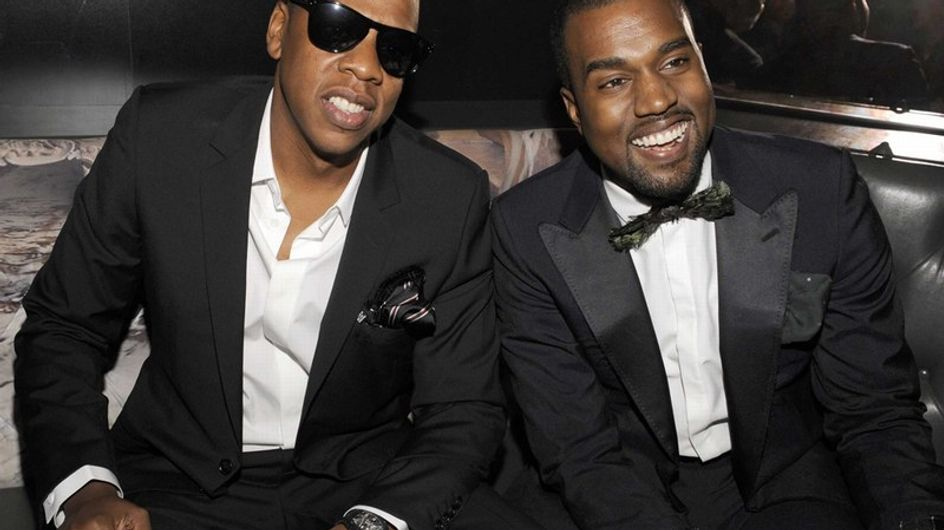 Kanye West et Jay-Z sortent un album commun