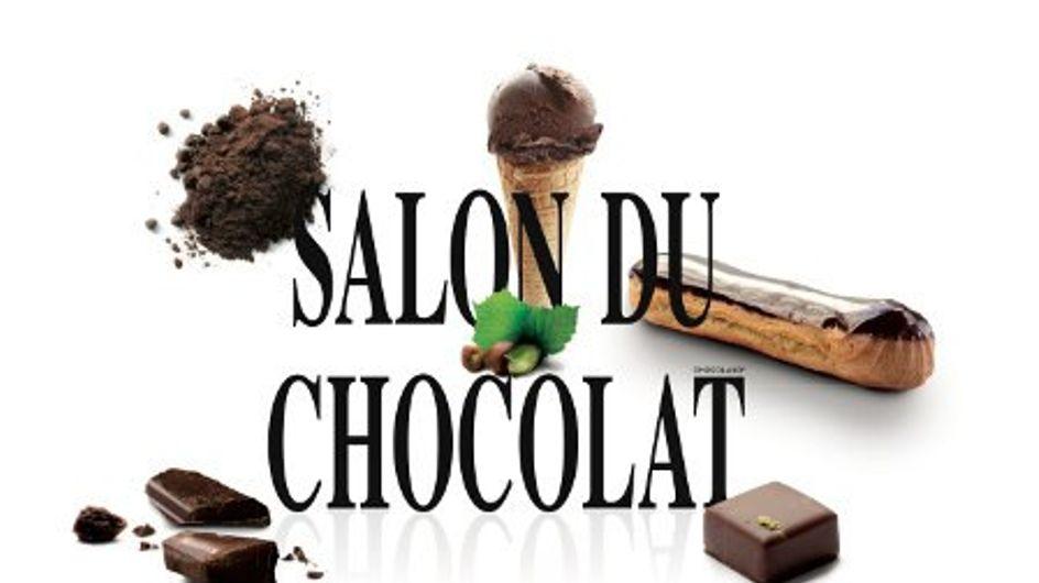 Et si vous alliez au Salon du Chocolat ce week-end ?