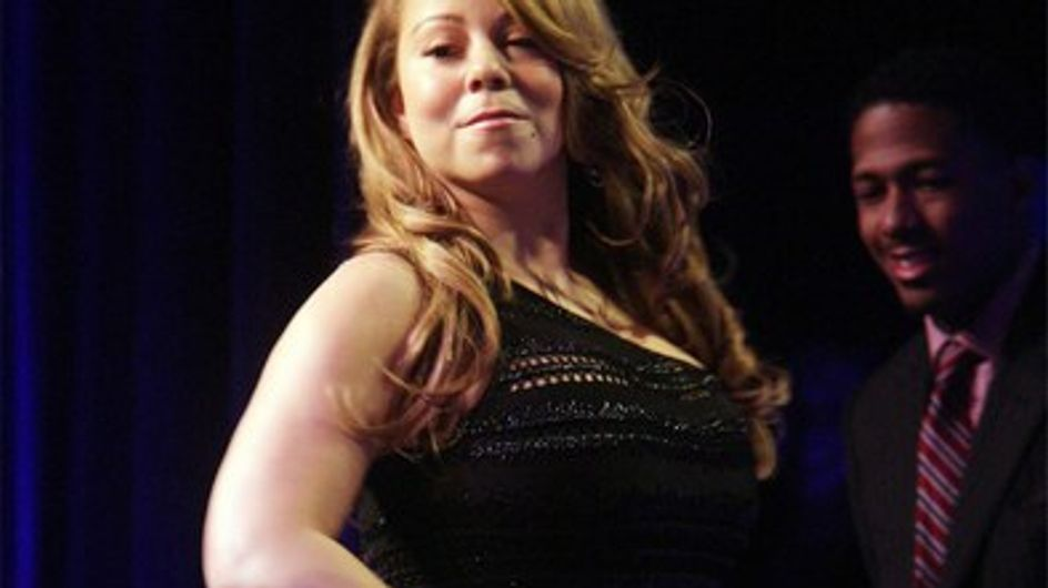 Mariah Carey : la grossesse ça l'épuise !
