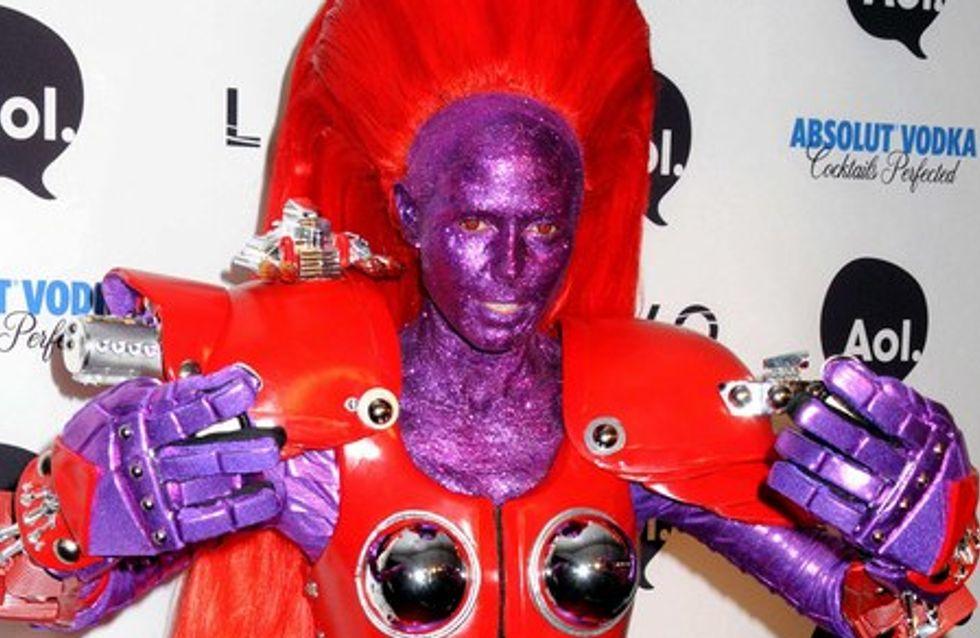 Photos : les stars se déguisent pour Halloween