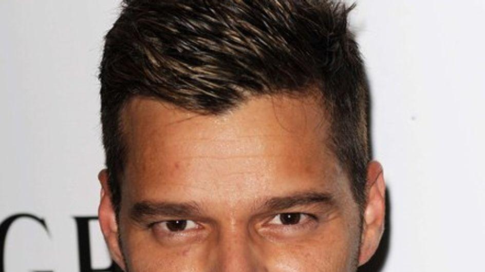 Ricky Martin : Je suis un homosexuel heureux