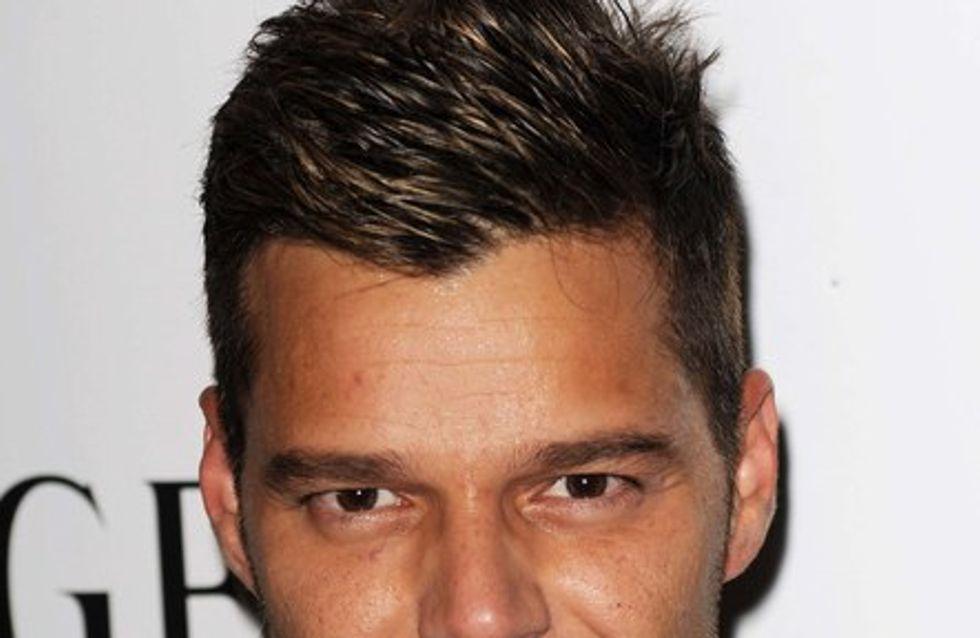 """Ricky Martin : """"Je suis un homosexuel heureux"""""""