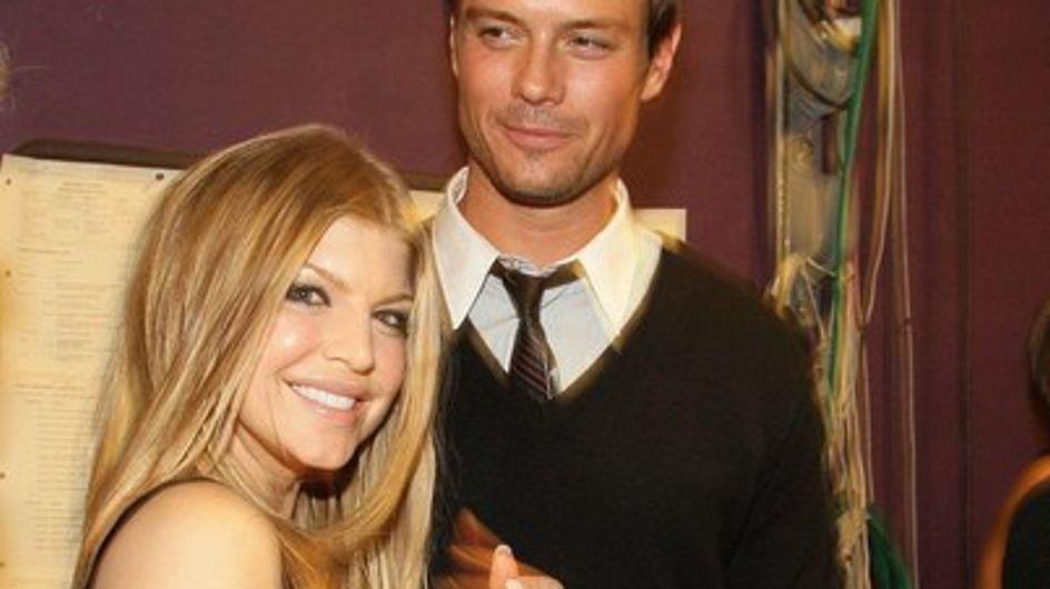 Fergie pas jalouse des fans de son mari !