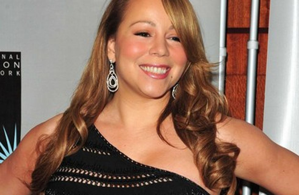 Mariah Carey a une vie sexuelle fantastique !
