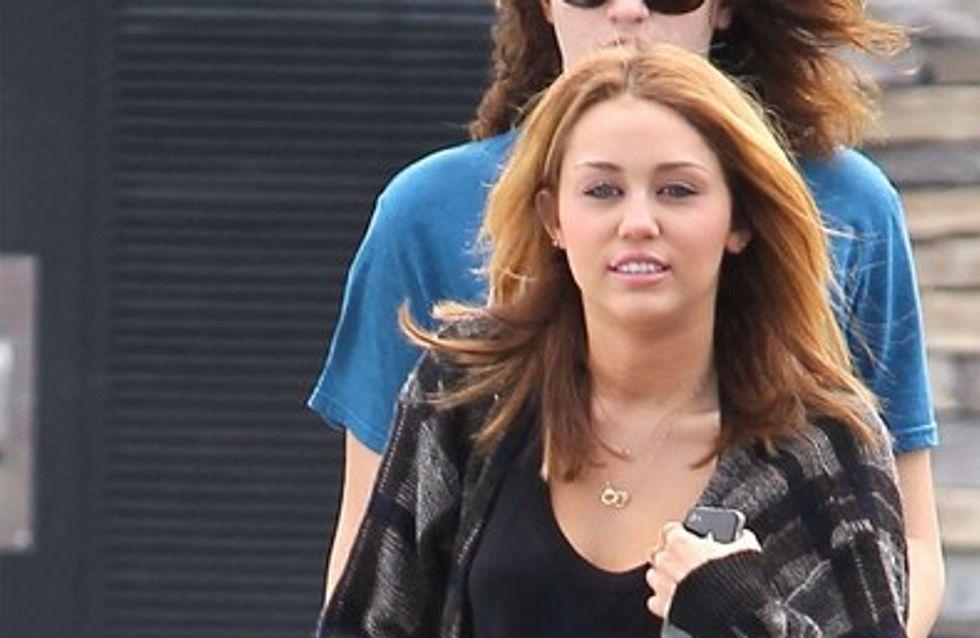 Miley Cyrus a rompu avec Liam Hemsworth
