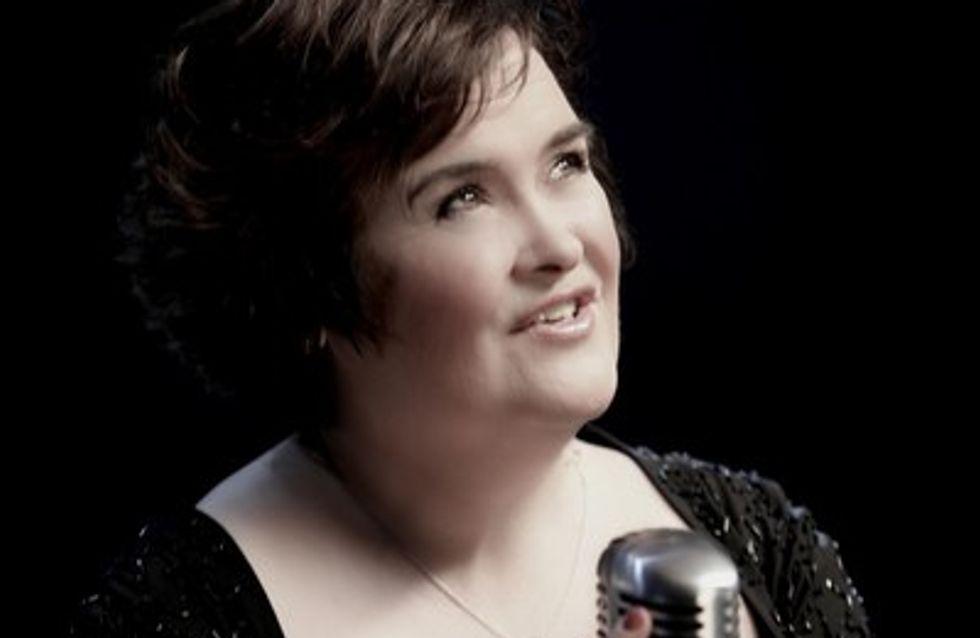 Vidéo : Perfect Day de Susan Boyle