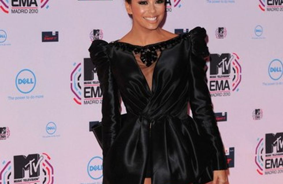Eva Longoria, ses plus beaux looks aux MTV Europe Music Awards