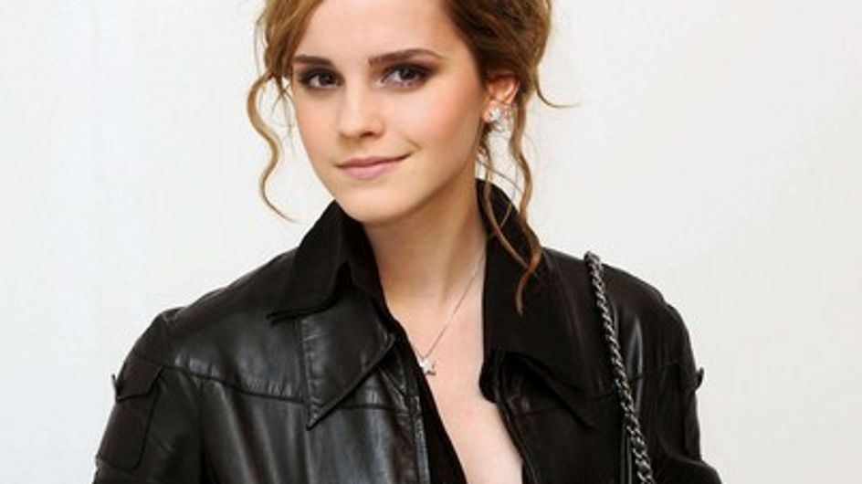 Emma Watson : elle a commencé à boire à 7 ans !