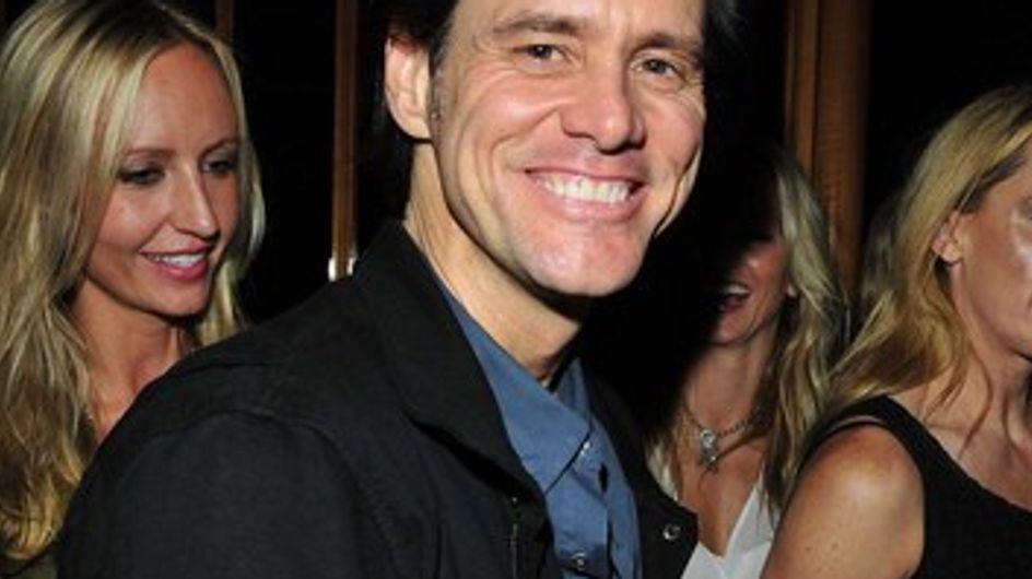 Jim Carrey, papi gâteau !