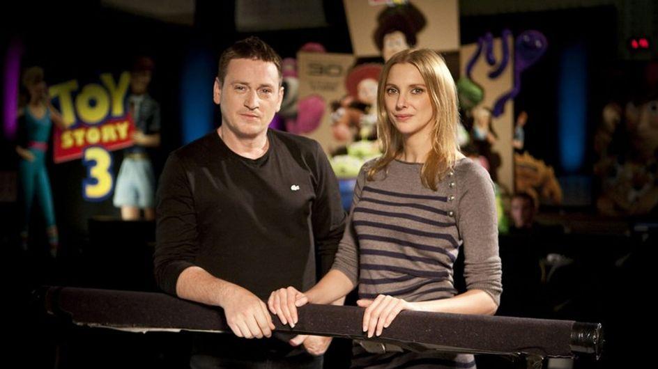 Toy Story 3 : Benoît Magimel et Frédérique Bel sont Ken et Barbie !
