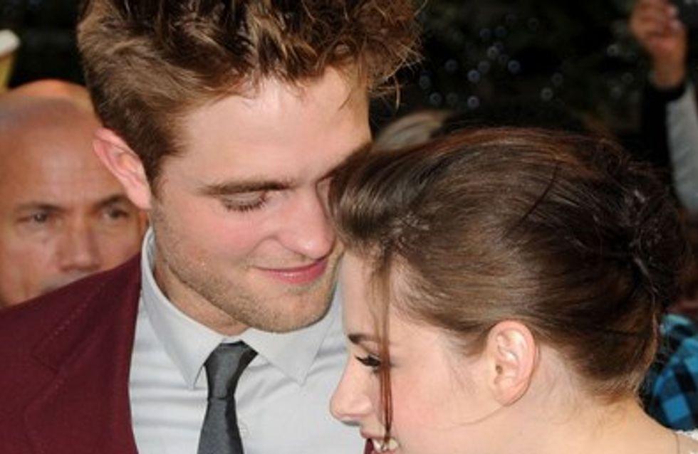 Kristen Stewart et Robert Pattinson amoureux sous le soleil de Rio !