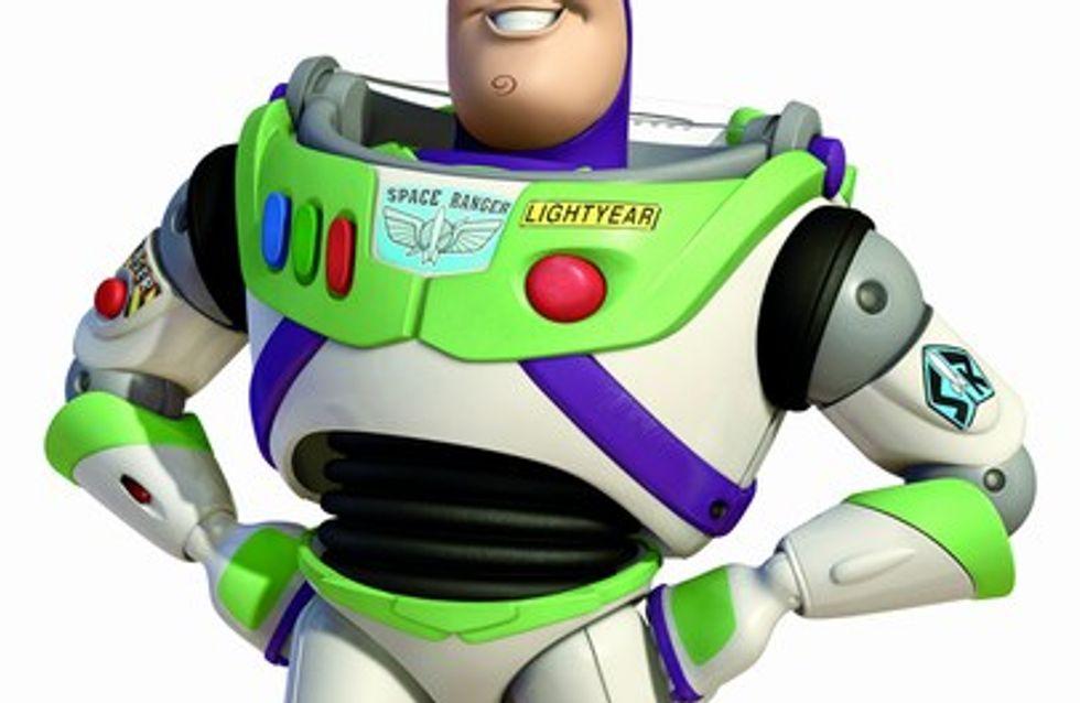 Quand Buzz l'éclair perd les pédales...