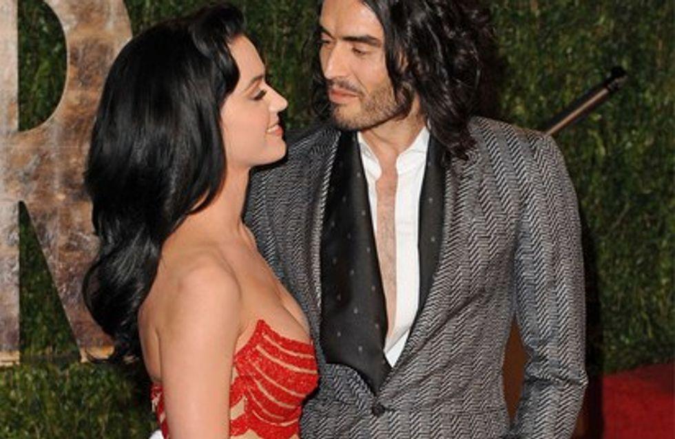 Katy Perry et Russell Brand : les secrets de leur régime à deux