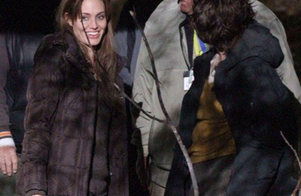 Angelina Jolie forcée d'écourter le tournage de son film en Bosnie