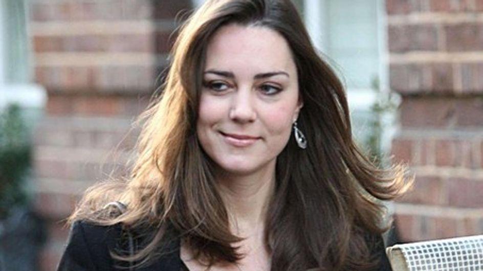 Kate Middleton a fêté ses fiançailles avec ses copines !