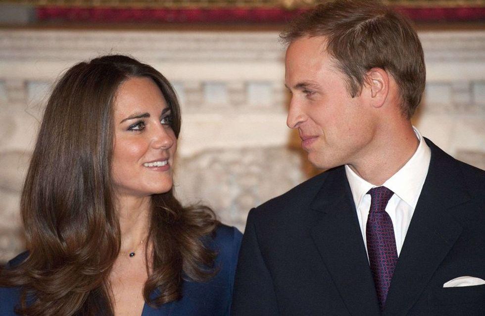 Kate Middleton et le prince William se marieront le 29 avril 2011