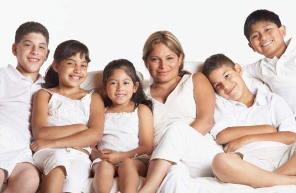 La Carte de famille nombreuse