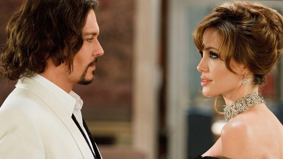Johnny Depp : Angelina Jolie a un sens de l'humour très sombre