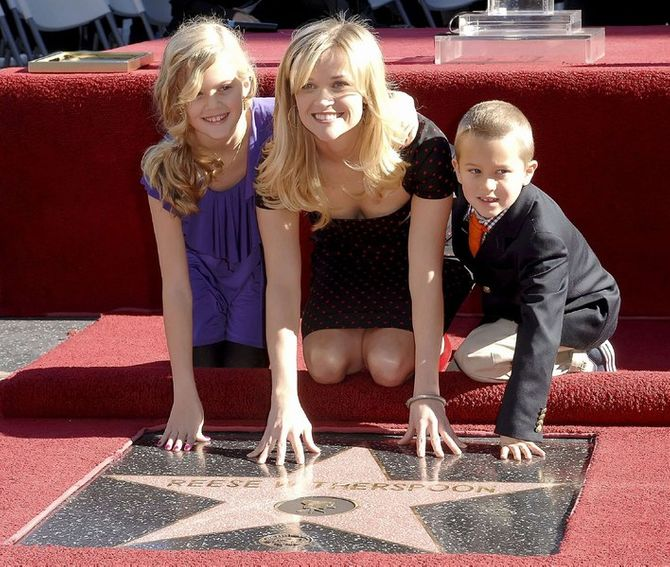 reese witherspoon walk of fame