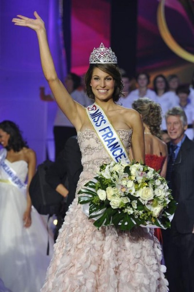 Laury Thilleman MISS FRANCE