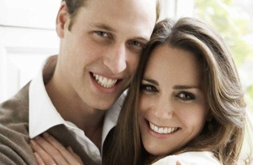 William et Kate Middleton : enfin les photos officielles !