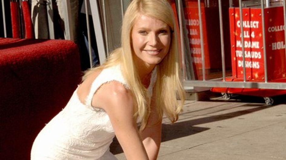 Gwyneth Paltrow, étoile sur Hollywood Boulevard