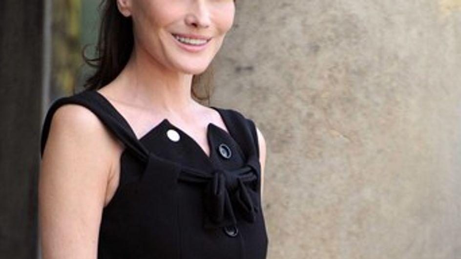 Carla Bruni : ce qu'elle nous prépare...