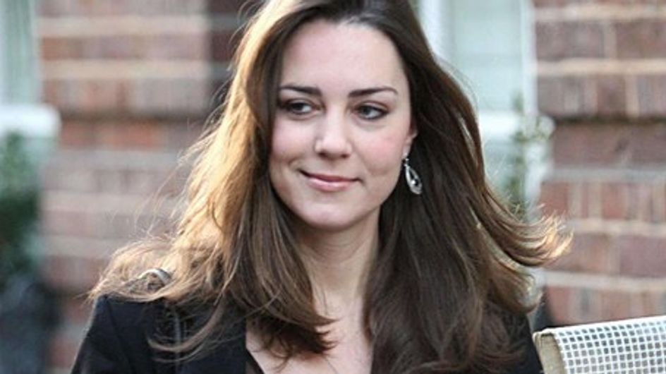 Kate Middleton : on sait qui va dessiner sa robe !
