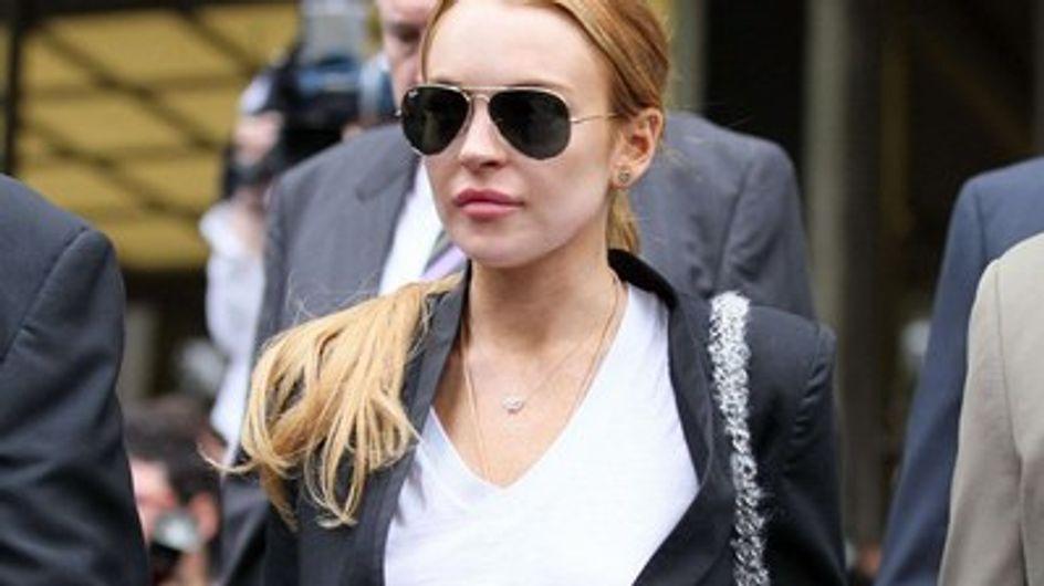 Lindsay Lohan victime de harcèlement !