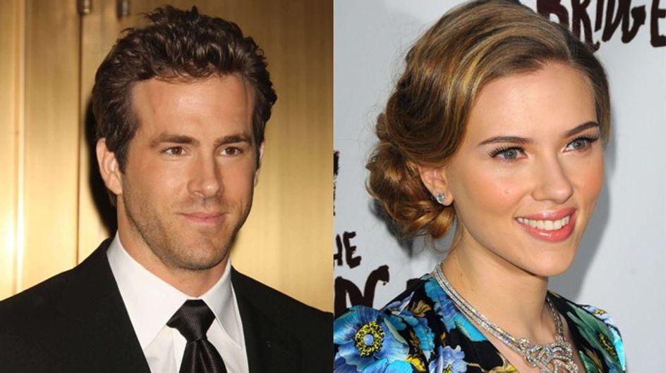 Scarlett Johansson et Ryan Reynolds : ils ont dîné ensemble !