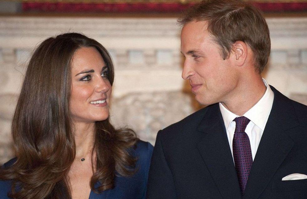 Prince William et Kate Middleton s'unissent contre le cancer