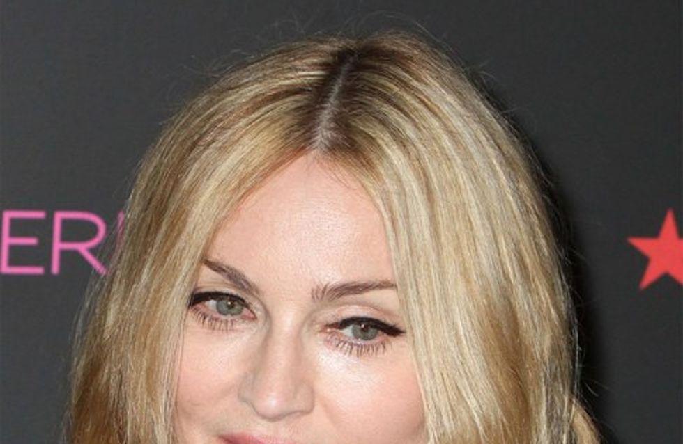 Madonna veut faire un nouvel album