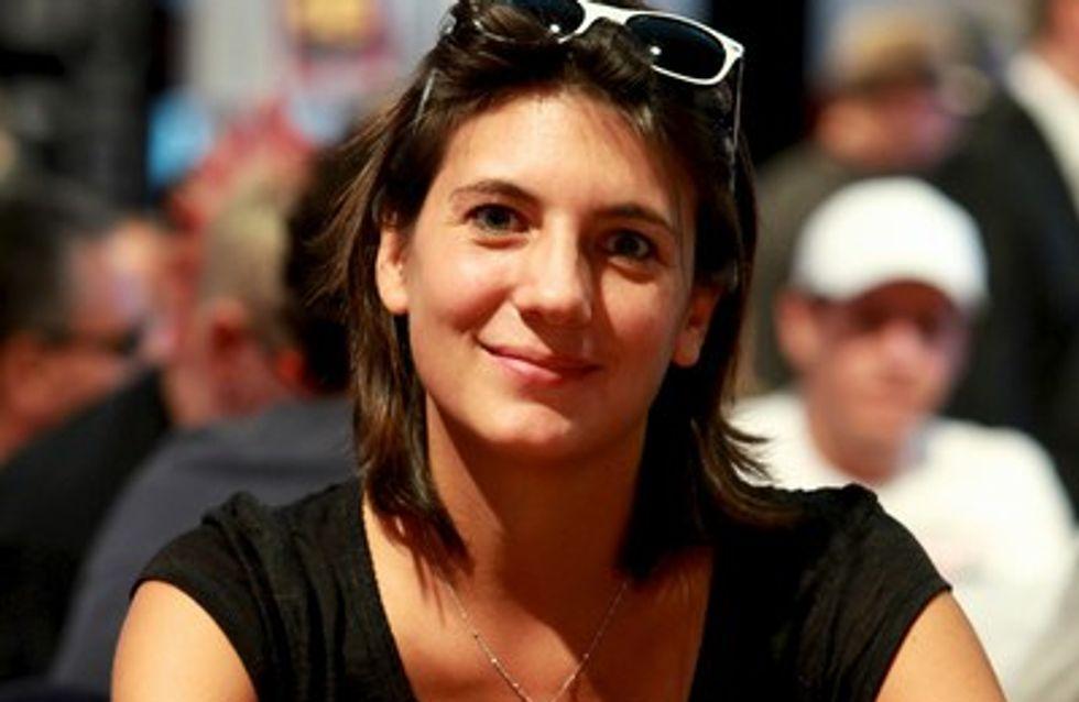 Estelle Denis : J'adorerais jouer contre Patrick Bruel !