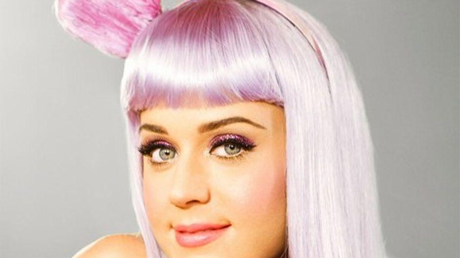 Katy Perry : c'est chaud sous la couette avec Russell Brand !